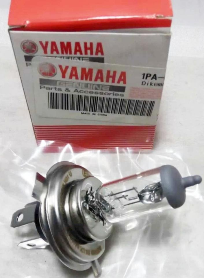 Yamaha Genuine Parts Suku Cadang Motor Kampas Rem Original 5MXF530K0000 [YMH0154]. Source ·