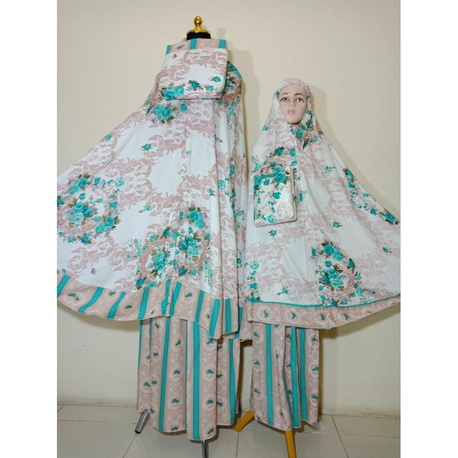 Fashion Mukena Bali Daftar Harga November 2018 Lustybunny Baby Shoes Motive Flower Love 22 Ungu