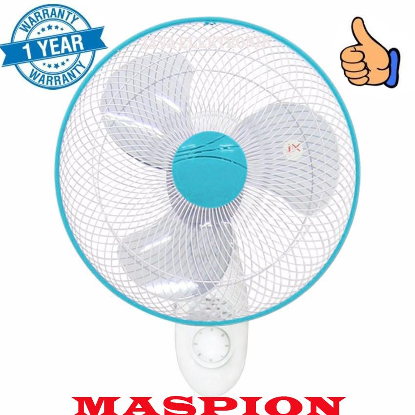 Maspion Wall Fan 41K Kipas Angin Dinding 16 Inch (GARANSI RESMI)
