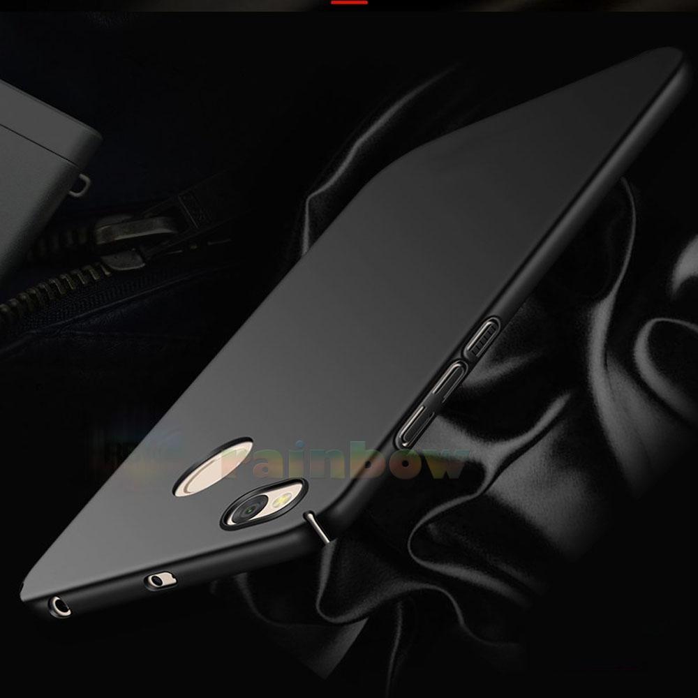 Rainbow Hard Case Baby Skin Xiaomi Redmi 4X Silky Case Anti Slip / Case Matte Xiaomi