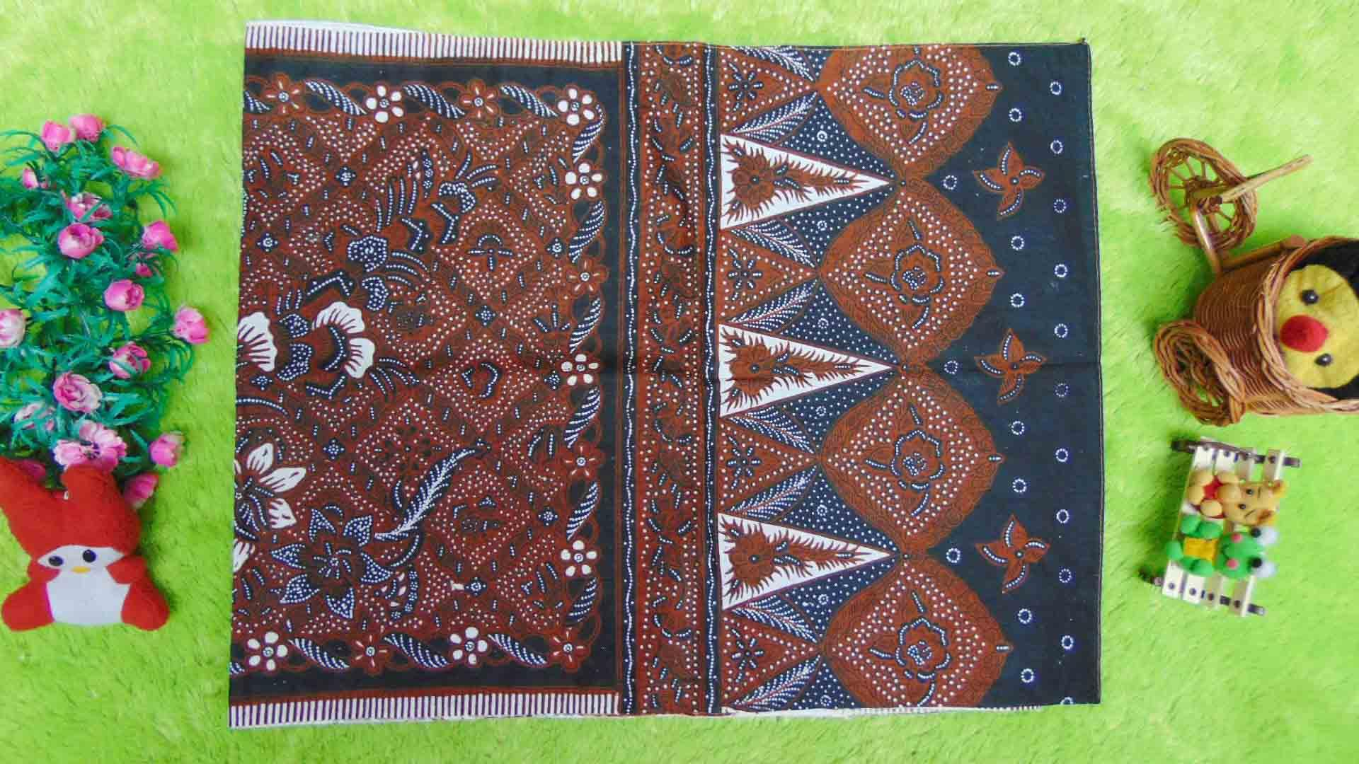 kembarshop - bedong batik bayi super jumbo memanjang motif random acak