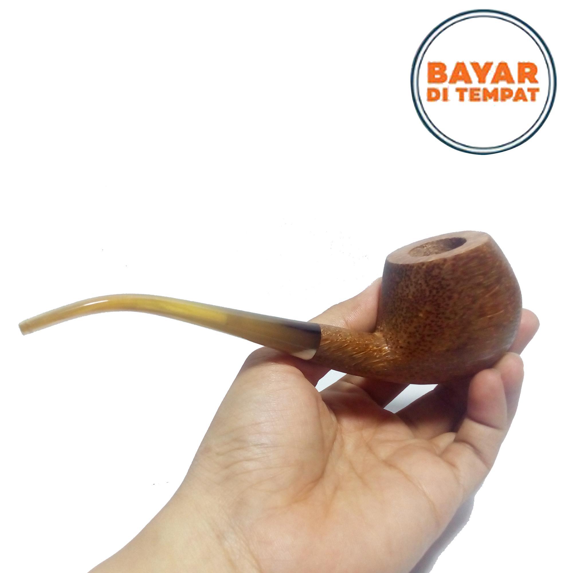Pipa Rokok Cangklong Haojue Pres Daftar Harga Terbaru Dan Penyaring Racun Nzh 129 Filter Smoke Clean Cool Djogja Market Tembakau Tanduk Kayu