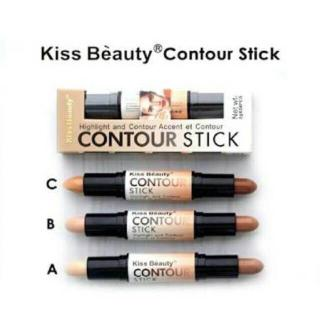 Kiss Beauty Wonder Stick - Highlight and Countour Stick A - Light thumbnail