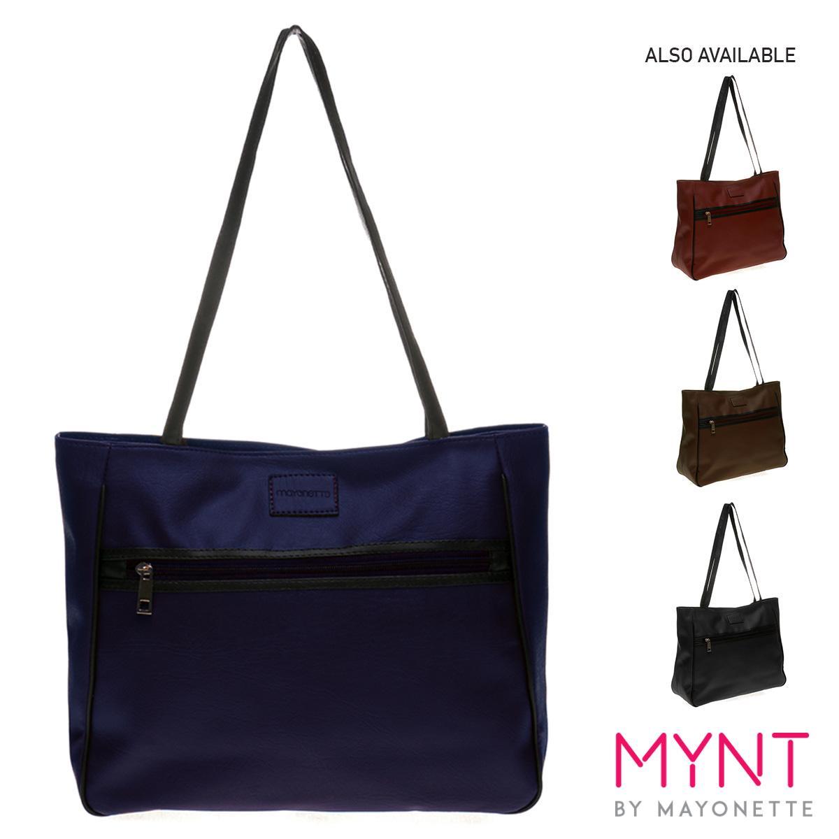 MYNT by Mayonette Tas Bahu Wanita Shoulder Bag Korean Style Daily Basic Wear Impor Quality Legato