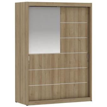 Pro Design Vegas Lemari Pakaian 2 Pintu Geser 150HN (Khusus Jawa)