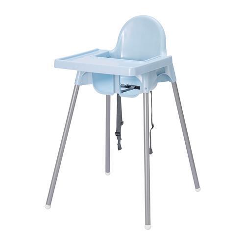 Kursi makan anak dengan baki - IKEA Antilop
