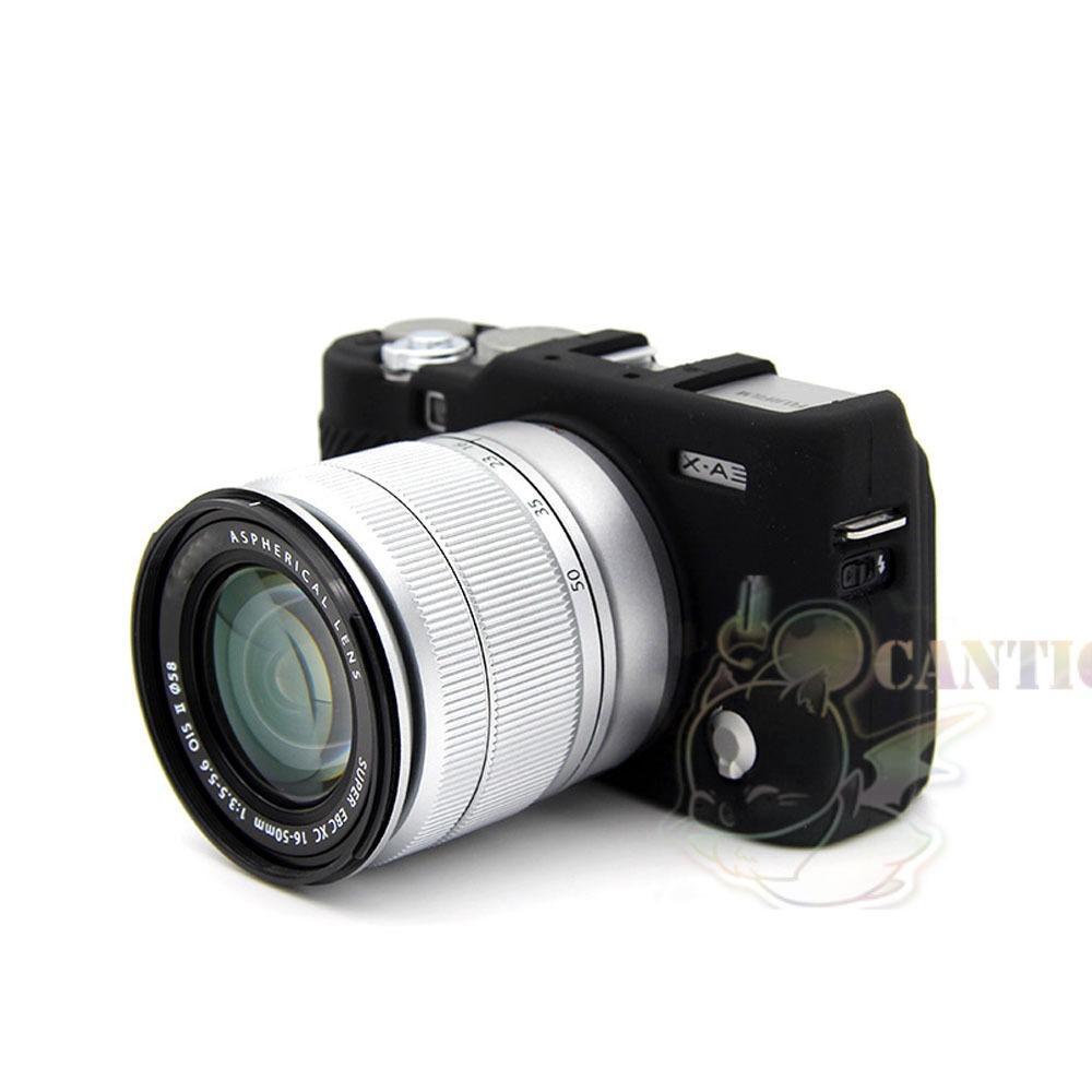 Qcf Rubber Case Camera Untuk Fujifilm X A3 2f X A3