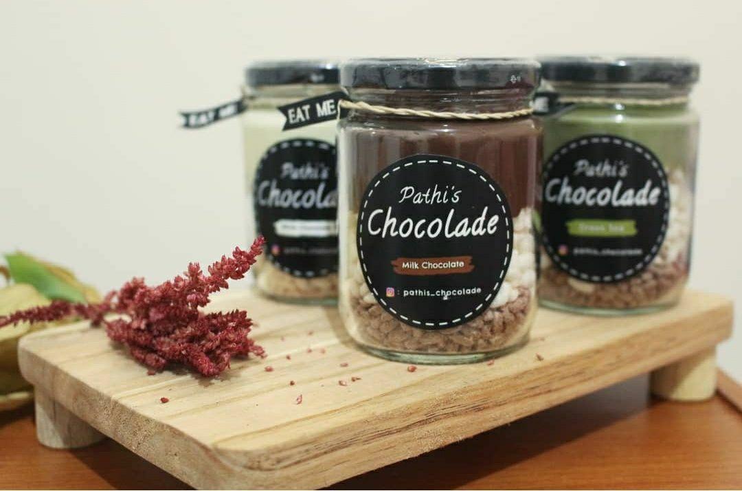 Chocolate malted