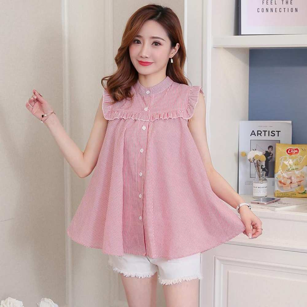 14648ce3399360 Maternity Tops for sale - Maternity Shirts online brands, prices ...