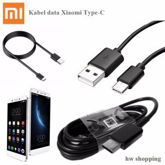 Xiaomi Kabel Data Charger Sync USB Type C 2A Fast Charging Original Xiaomi Mi4c / Mi