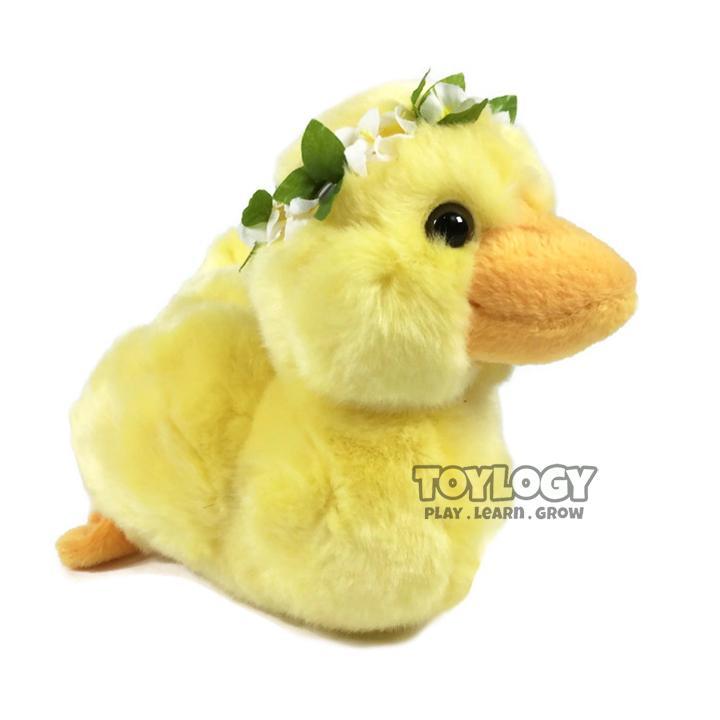 Boneka Bebek ( Duck Stuffed Plush Animal Doll ) 8.5 inch