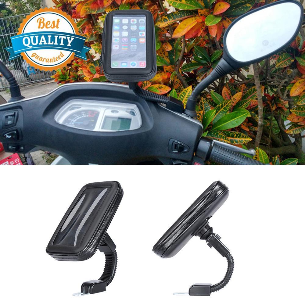 Unique Holder Handphone Waterproof Untuk Motor Max 5.5inch - Holder Hp Untuk Motor Model Dompet