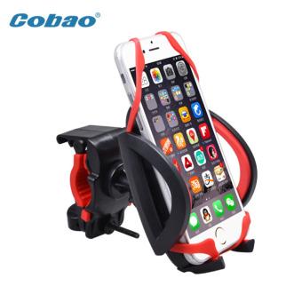 Universal Mobile ponsel sepeda gunung Cradle dudukan stang sepeda motor dukungan untuk iPhone Samsung LG Smartphone