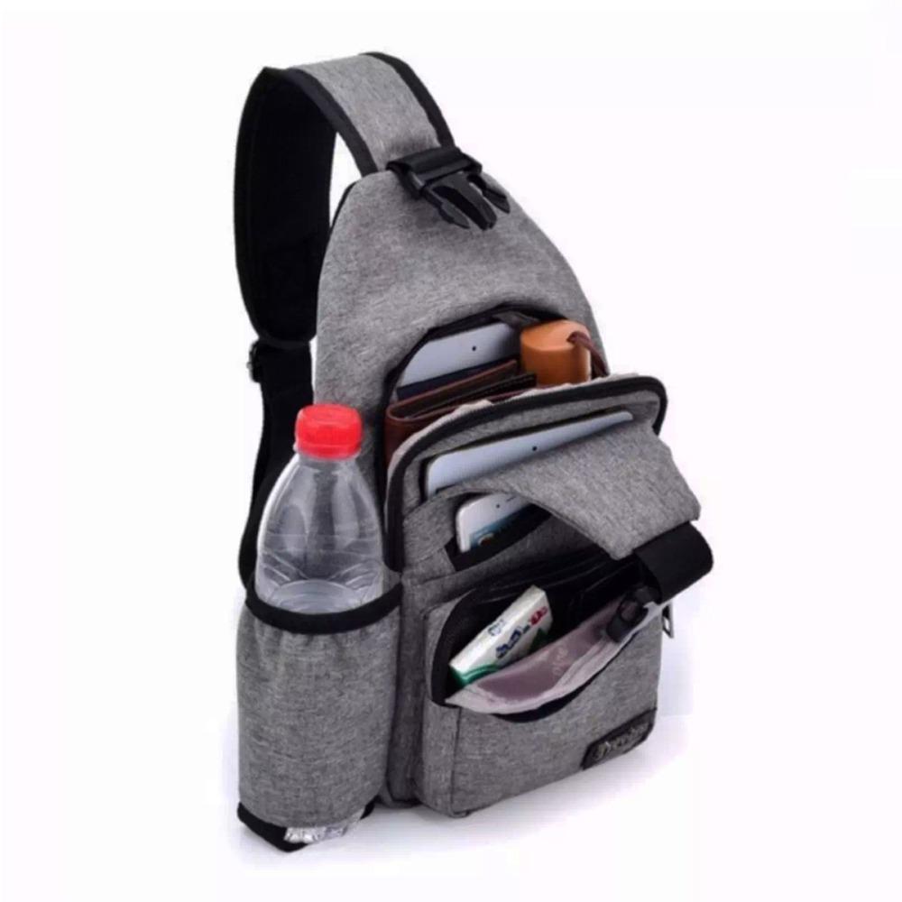 Carboni Waistbag 2 in 1 AA00023-10 Ransel Tali Satu Dan Ransel Tali Dua.