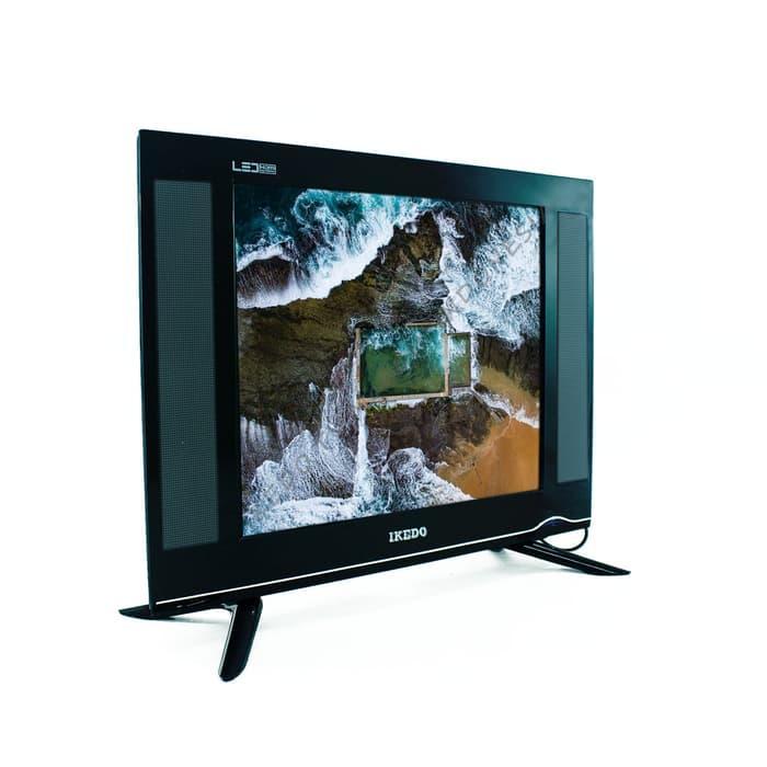 TV LED IKEDO 17L2A / 17 INCH / FULL HD USB MOVIE READY / MONITOR DISPLAY / PROMO MURAH