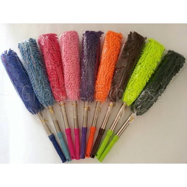 Kemoceng Cendol Microfiber - Pembersih debu - Dusters - Random Colour - Babamu