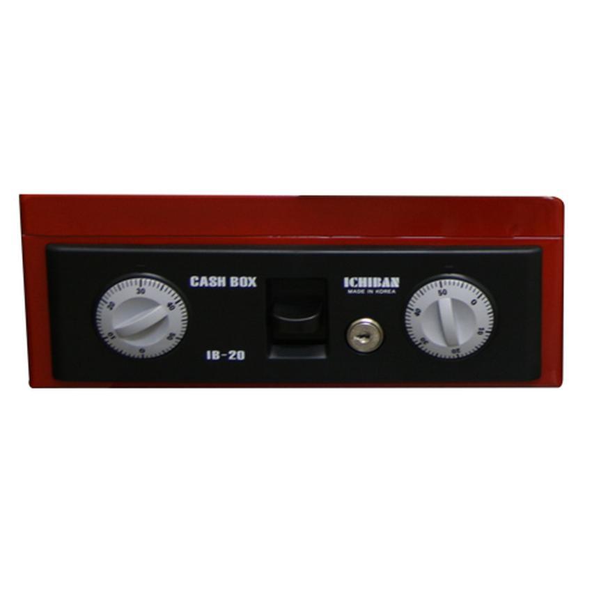 Ichiban Cash Box Ichiban IB-20 Merah