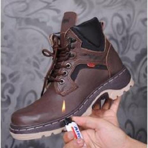 Fitur Sepatu Boot Pria Model Redwing Sepatu Boots Pria Kulit Asli ... 35e647eb79