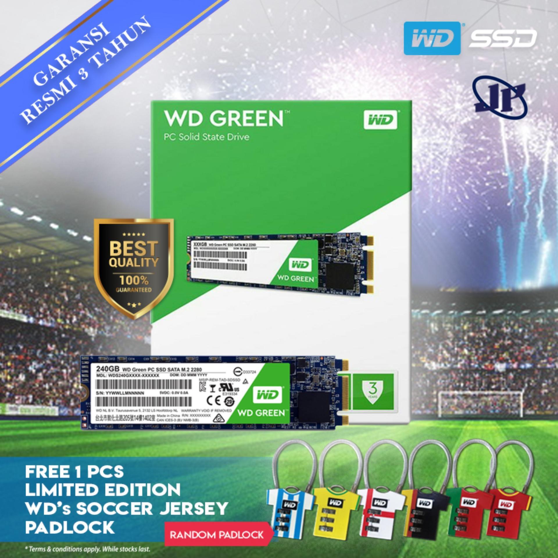 Western Digital SSD WD Green M 2 2280 240GB