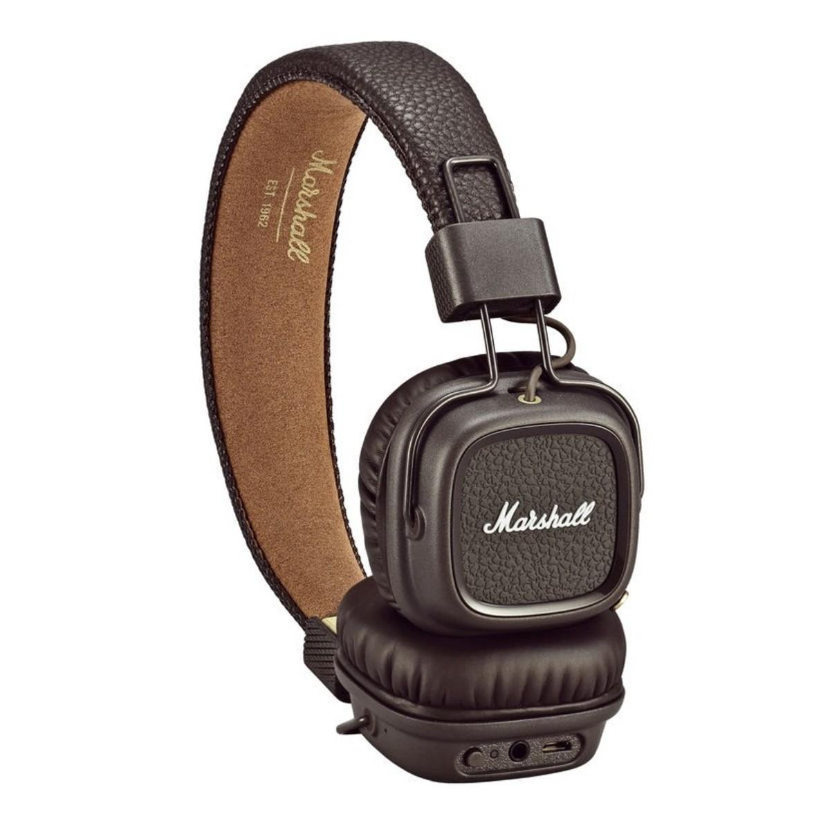 Audiofest Audiophiles Jbl In Ear Headphone T210 Hitam Marshall Major Ii Bt Bluetooth Bonus Pouch