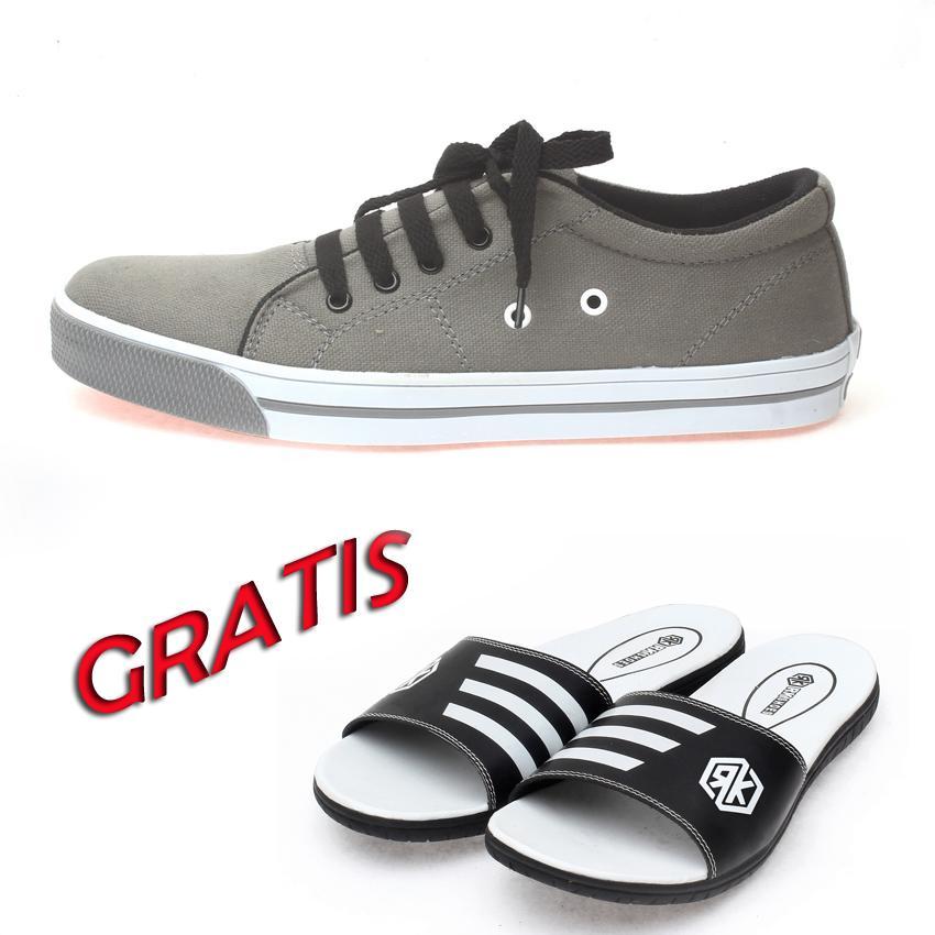 Rp80.000Kaiko   RK shoes sepatu kets sneakers dan kasual pria   sepatu  kasual kanvas   sepatu sneaker pria   sepatu pria   sepatu sneaker murah  sepatu  pria ... 905ad71500