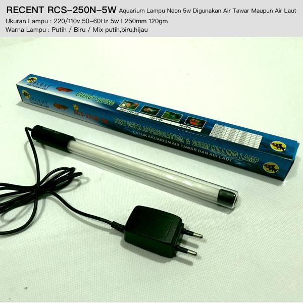 ... bisa digunakan air tawar laut Tokopedia.com. Source · Rp34.000Aquarium Lampu Neon 5w Sistem Celup Air RECENT RCS250N