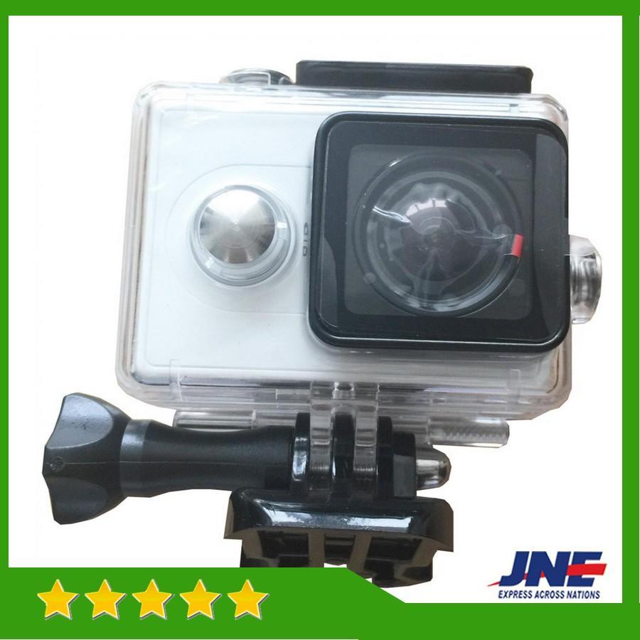 Casing Pelindung Case Waterproof IPX68 40m untuk Xiaomi Yi Sports Camera (OEM)