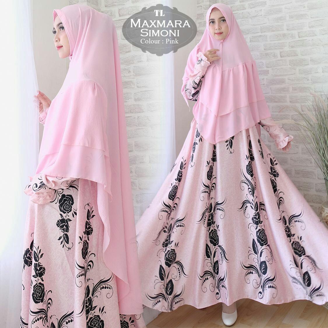 Harga Suki Dress Janetta Syari I Tosca PriceNia com Source Kelompok Warna .