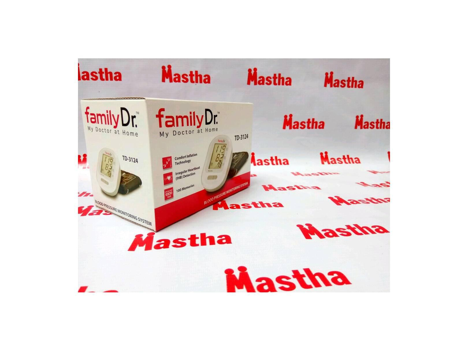 Family Dr Td 3124 Tensimeter Digital Daftar Harga Terbaru Dan Tensi Meter Beurer Bc32 Promo Elektrik Electric Familydr Murah