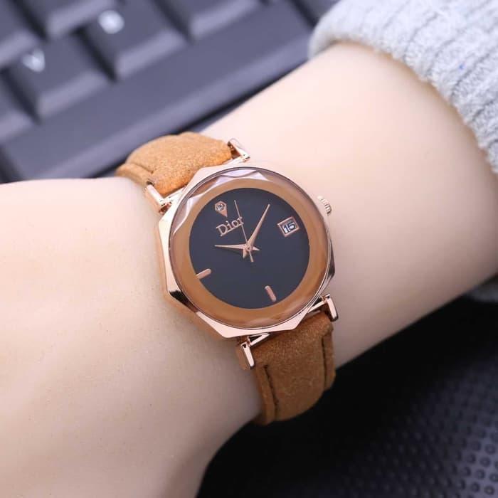 jam tangan pria / jam tangan wanita / Jam Tangan Wanita / Cewek Murah Dior Prisma