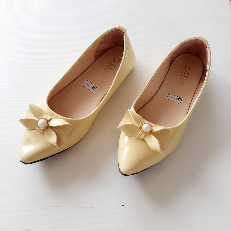 Arlaine Cairo Flat Shoes