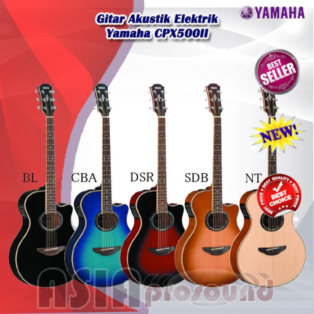 Harga Jual Daftar Gitar Akustik Yamaha Original