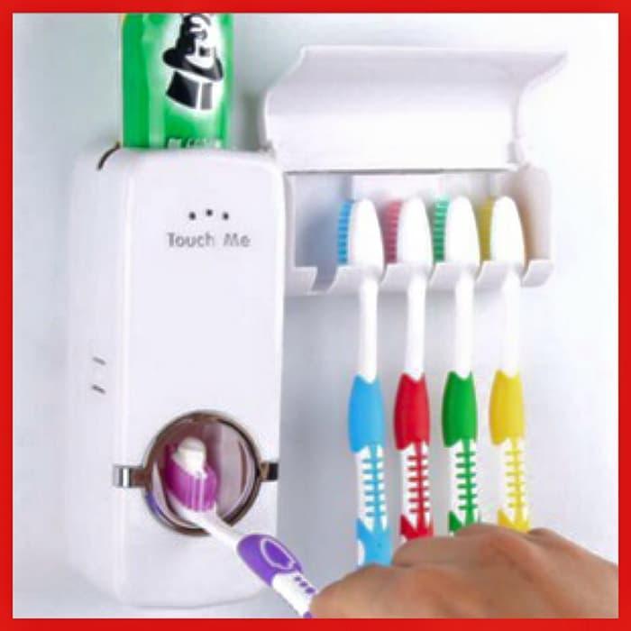 Dispenser Pasta Gigi Full Set BO0085A