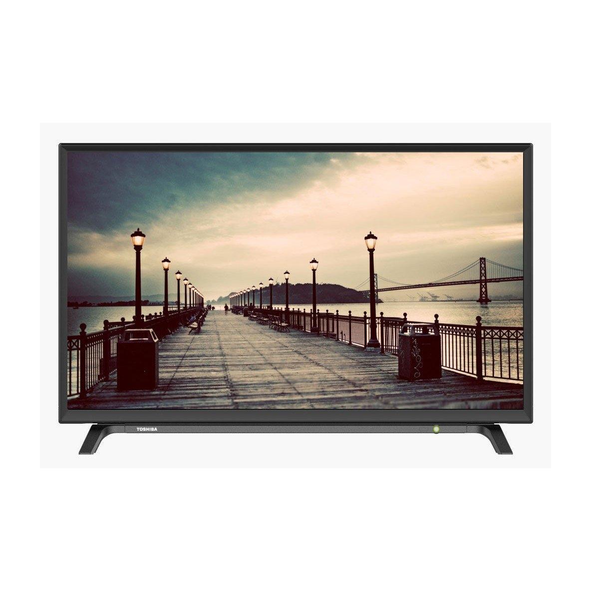 Toshiba LED TV 32 32L1600 Hitam - Khusus Jadetabek