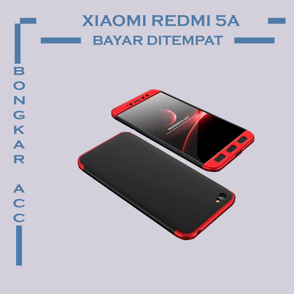 Original Case for Xiaomi Redmi 5A TAM Premium Front Back 360 Degree Full Protection Xiomi Redmi