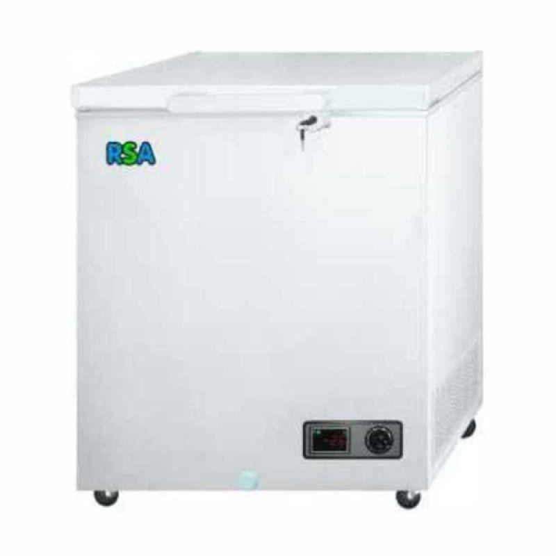 RSA Chest CF-220 Putih Freezer FREE DELIVERY JABODETABEK