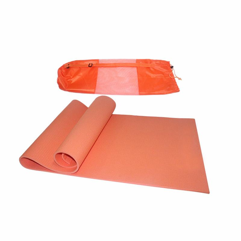 EELIC MAY-YOGAPLS ORANGE Matras Yoga Yoga Mat Yoga Matte Tapis De Yoga Pilates Mat