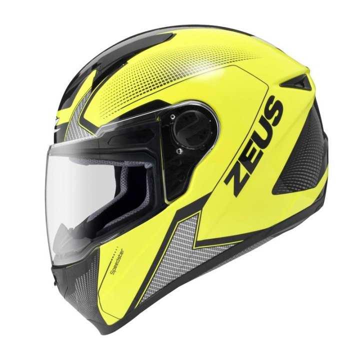 Helm Zeus 811 AL6 Helm Full Face ZS811 | Lazada Indonesia
