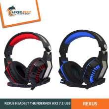 ... Headset Gaming Rexus HX2 Thundervox 7.1 Surround HeadphoneHX 2 Headphone Earphone Gaming