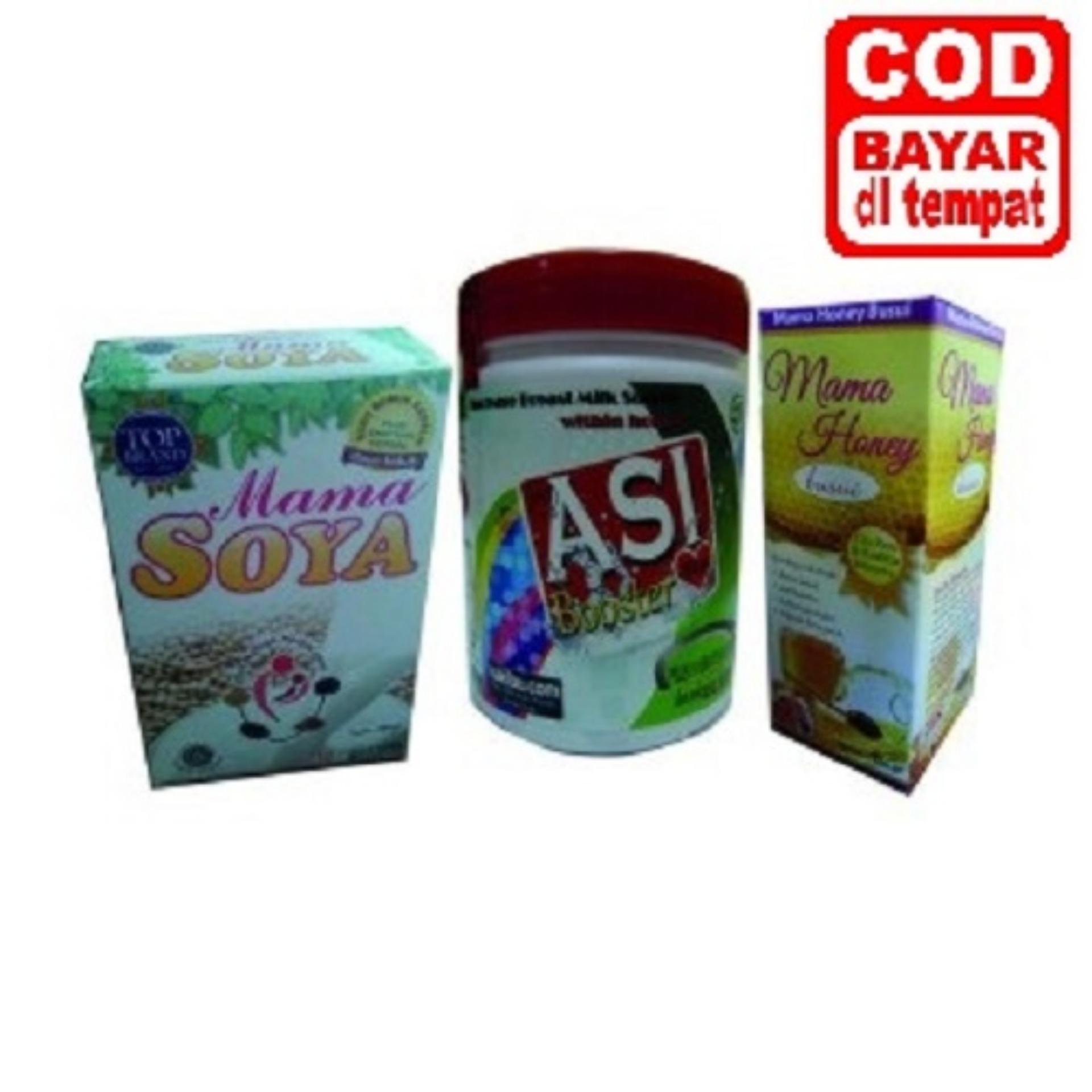 Paket Asi Booster - Teh asi booster, Masoy, Mama honey | Lazada Indonesia