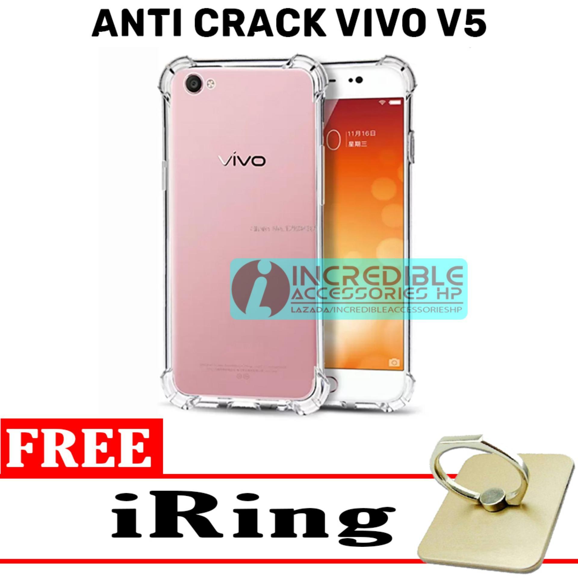 Case Chanel Softcase Tpu Cover Anti Shock Crack For Vivo V5 Meriah Ipaky Carbon V5s Series Elegant Y67 White
