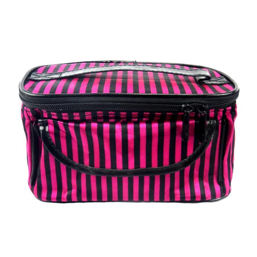 Beau Tas Kosmetik / Cosmetic Bag Stripes Saku