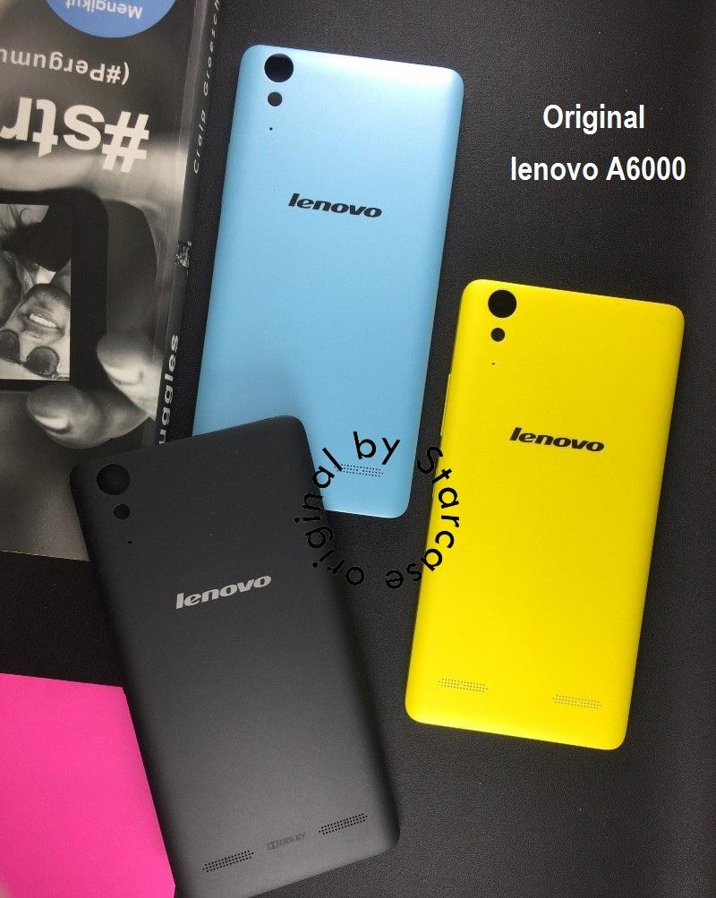 Original Backdoor Case Cover Battery Replacement For Lenovo