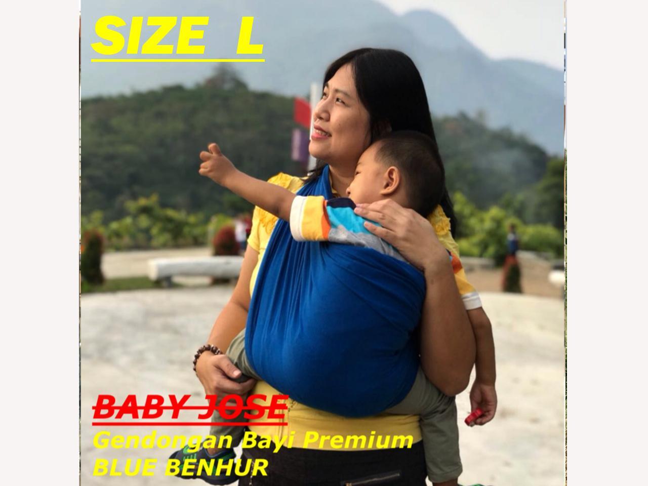 Baby Leon Gendongan Bayi Kaos Geos Selendang Praktis By 44 Gb Moms Mbg2011 Hipseat Lullaby Series Salur Putih Hitam Source Padie Premium