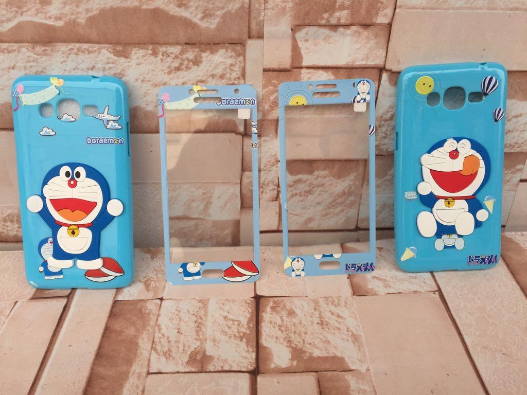 Case Softcase Karakter Doraemon Dan Tempered Glass Karakter Doraemon For Samsung Galaxy J2 Prime Pm2902 Lazada Indonesia