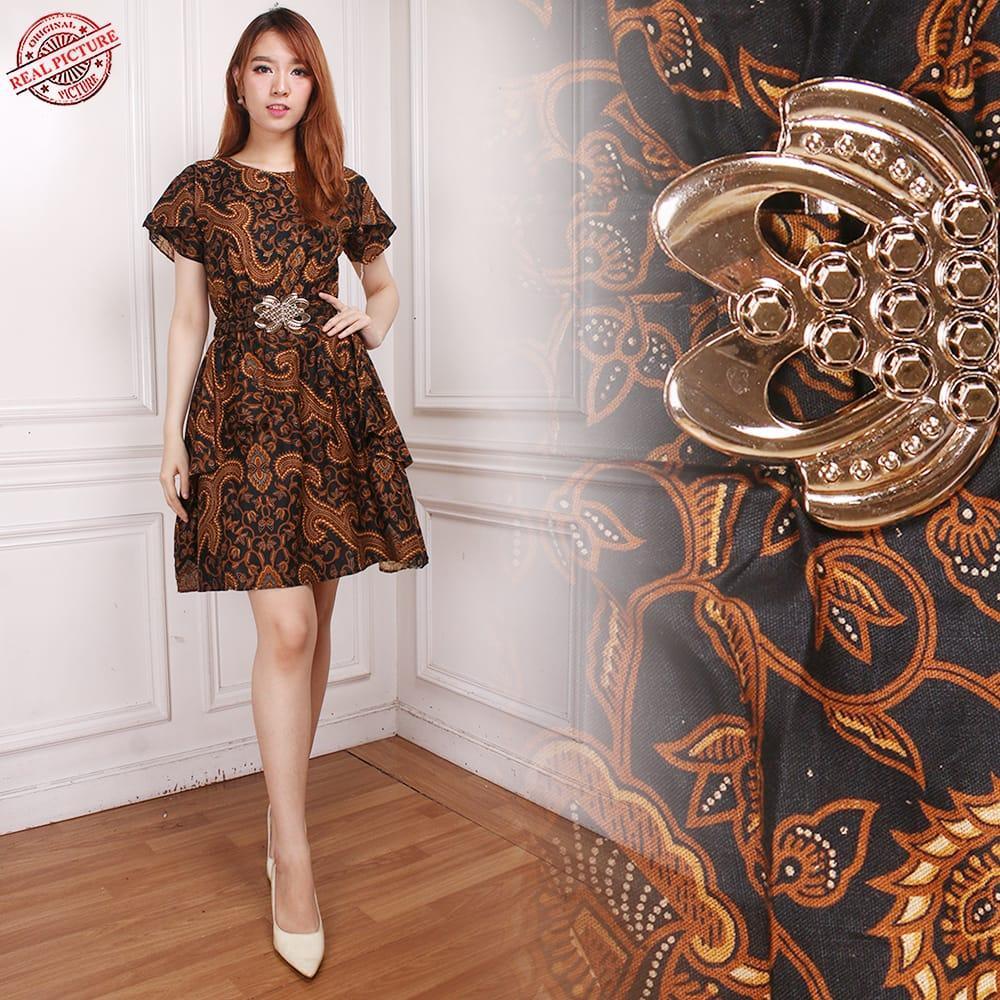 Miracle Kulot Rok Panjang Sarah Maxi Wanita. 105.900 · Miracle Dress Midi Wardania Batik Terusan Wanita