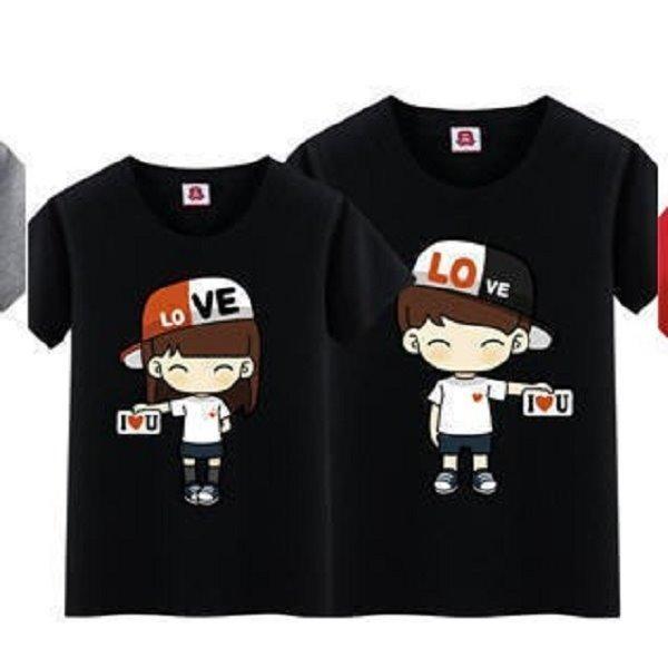 Baju Kaos Pasangan Keluarga Couple Family Anak Ayah Bunda Bahagia. Source · couple store cs