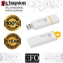 Kingston Flashdisk DataTraveler DTIG4 8GB USB 3.0 ORIGINAL Garansi 1 Tahun