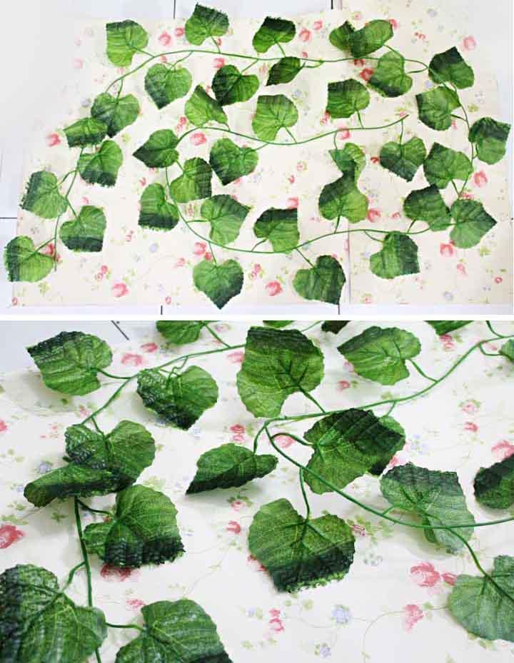WiseBuy Daun Rambat Ivy Buatan Garland Dedaunan Tanaman Palsu Rumah Dekorasi Taman. Source · Sutra