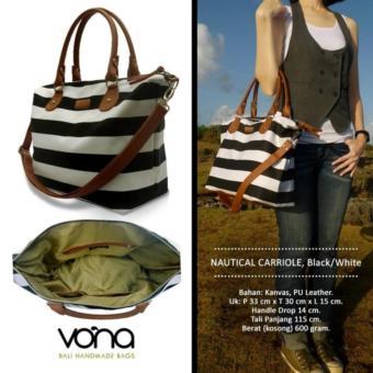 Tas Wanita Carriole Tote Sling Bag Selempang Murah Cantik Unik Branded 7d56280054